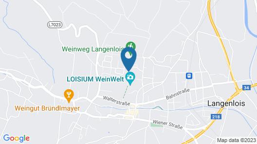 LOISIUM Wine & Spa Hotel Langenlois Map