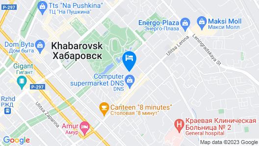 Hotel Ali Map