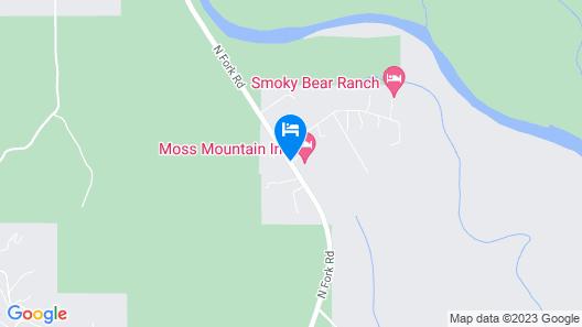 Moss Mountain Inn Map