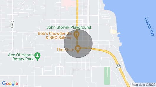 Home Away From Home! Map