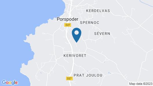 Cottage Maison Drogou Map
