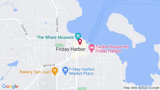 Bird Rock Hotel Map