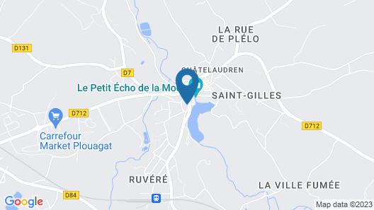 La Récréation Map