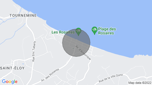 Maison Neuve sur Pilotis 30m de la Plage Magnifique vue mer Map