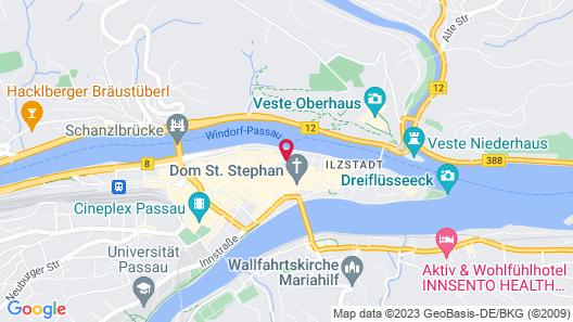 Das Hornsteiner Map