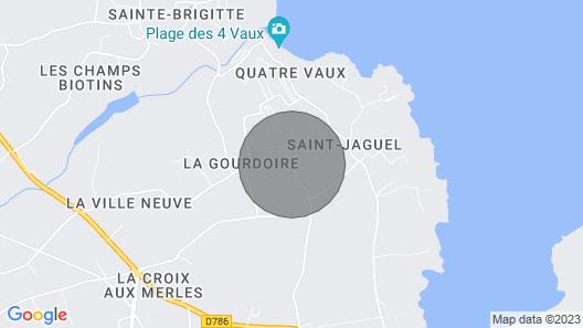 Le parc des Briand's Map