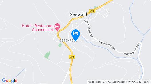 Hotel & Gasthof Pferdekoppel Map