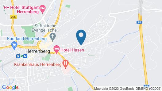 Tagungshotel am Schlossberg Map