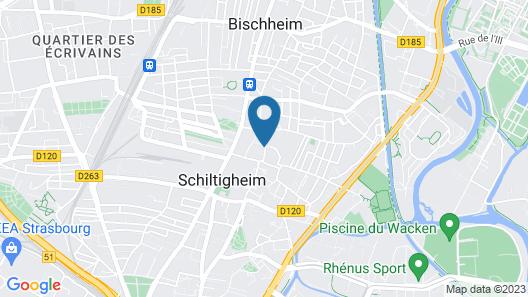 Au Merlenchanteur Map