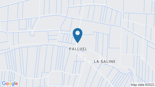 At the Bottom of the Mont St Michel Map