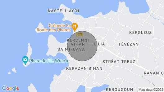 House / Villa - Lilia-plouguerneau Map