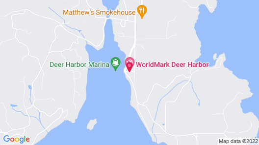 WorldMark Deer Harbor Map
