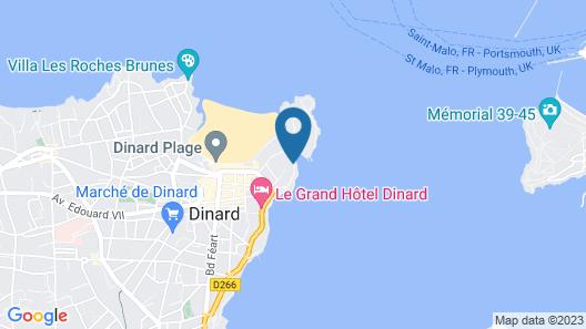 Hôtel Printania Map