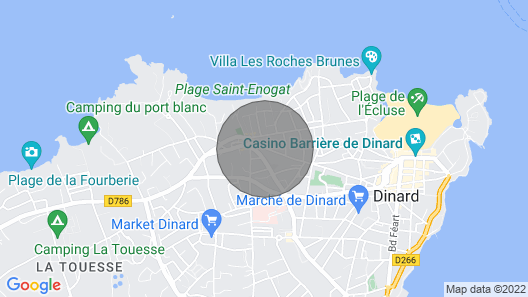 Nice apartment for 2 guests with WIFI, TV and balcony Map