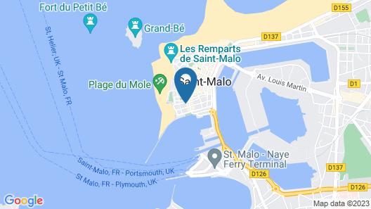 Quic en Groigne Map