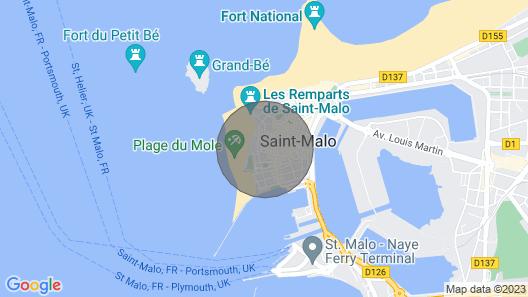 Ô BON Secours Map
