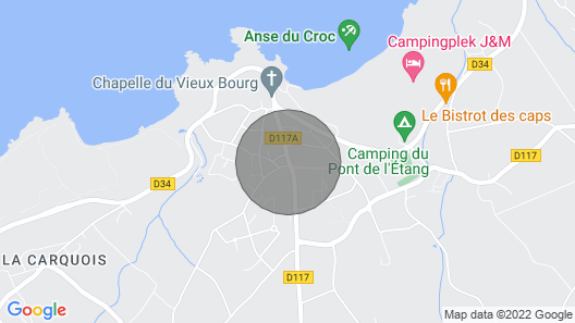 GITES 4 PEOPLE IN LONGERE WITH HEATED POOLS Map