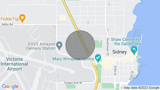 Sidney's Secret Hideaway Map