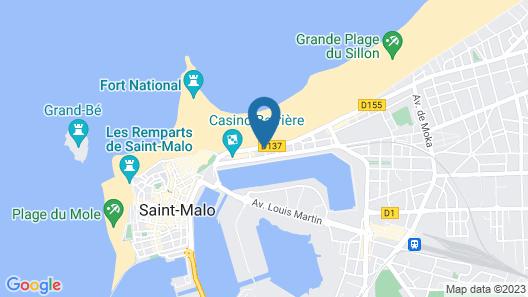 Hôtel & Appart'hôtel L'Adresse  Map