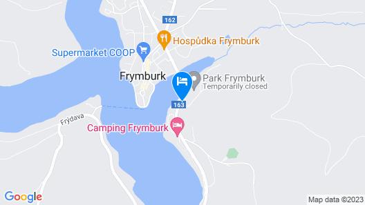 Hotel Leyla Map