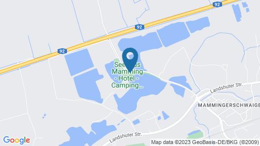 Seehaus Mamming Map