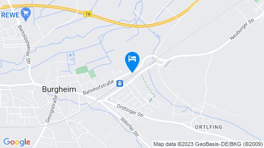 Gasthaus zur Pfalz  Map