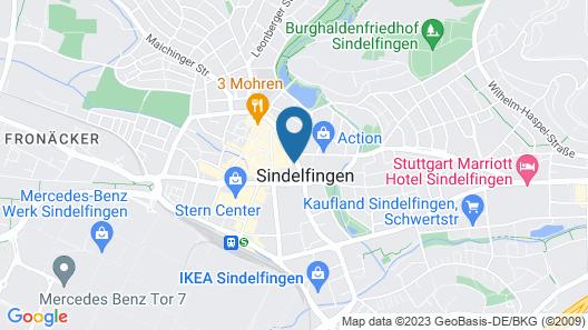 Hotel Linde Map