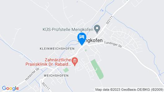 Landgasthof Hotel zur Post Map
