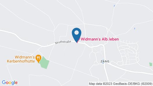 Widmann s Löwen Hotel Map