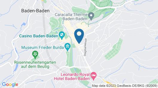 Hotel Etol Map