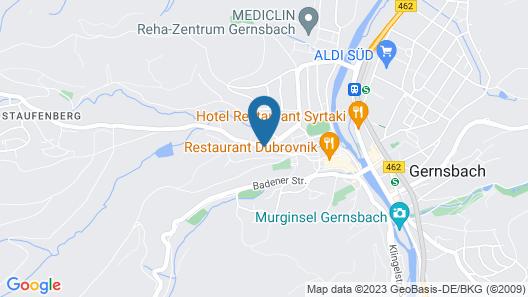 Hotel & Mühlenapartments Map