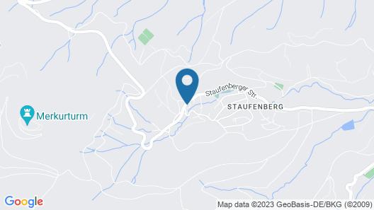 Hotel Gasthof Sternen Map