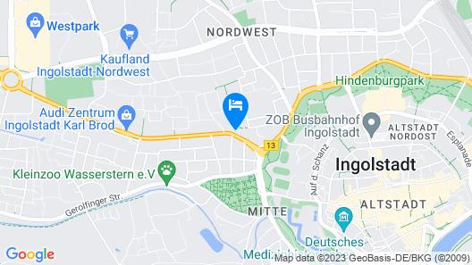 ING Hotel Map