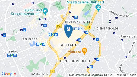 EmiLu Hotel Map