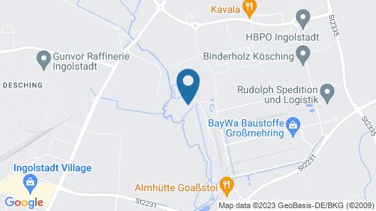 Ferienhaus Amus Map
