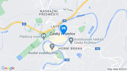 Krumlov Tower Map