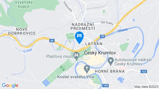 Villa Harmony Map