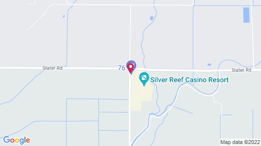 Silver Reef Casino Resort Map