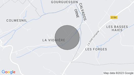 In Full Suisse Normande Map