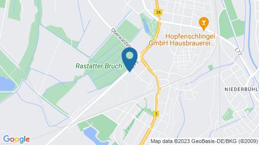 Kehler Hof Map