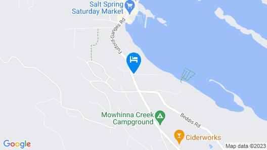 Seabreeze Inne Map
