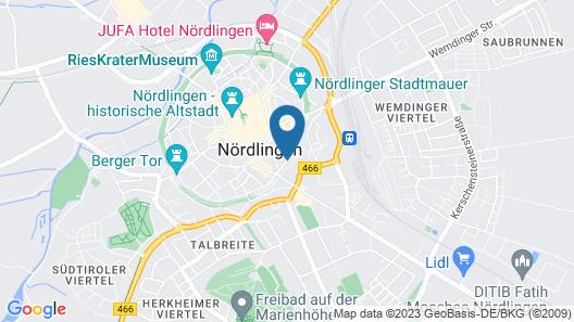 Ferienhaus Kuki Map