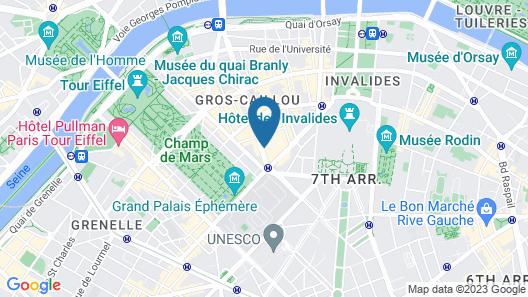 Rayz Eiffel Map