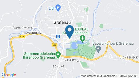 Hotel Gasthaus Zum Kellermann Map