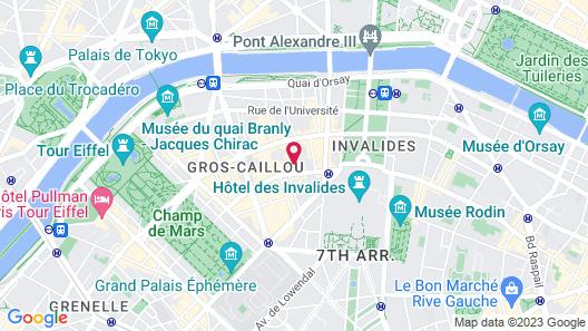 7 Eiffel Map