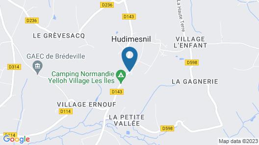 Yelloh Village Les Iles Map