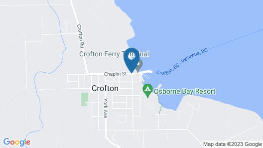 Croftinn & Motel Map