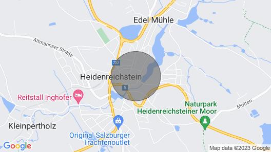 Baeckerei Mueller - Historisches Apartment Map