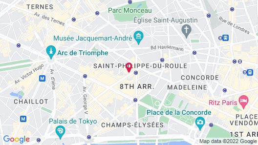 Hotel Le A Map