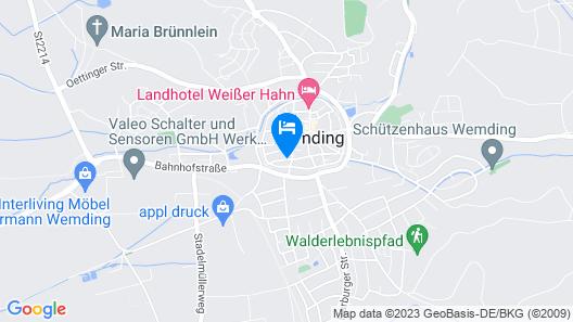 Schieners Apfelhof Map